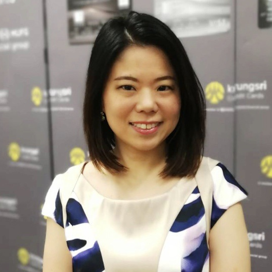 Anshera Chumchaivate, Head of Data Intelligence & Customer Insights at Krungsri Consumer Bank of Ayudhya PCL.
