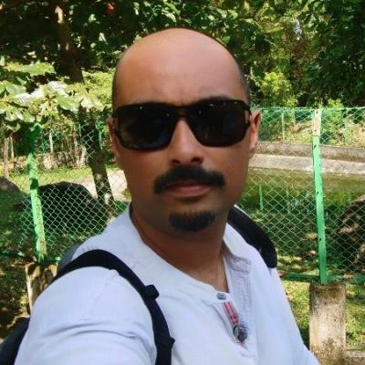 Mukund Venkataramam, Principal Data Scientist at News UK