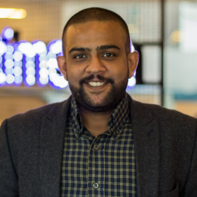 Samir Shah, Head of Data and Ad Tech at Zenith
