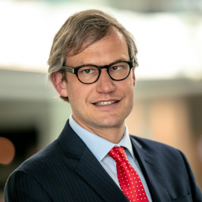 Ebbe Negenman, Chief Risk Officer and Board Member at Aegon