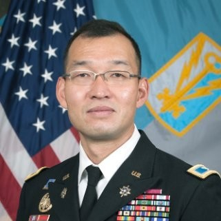 Colonel Derrick Lee, Head of Intelligence at US Army Europe