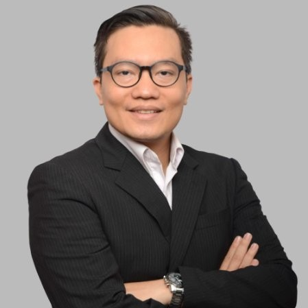 Kaspar Situmorang, Executive Vice President Digital at PT Bank Rakyat Indonesia