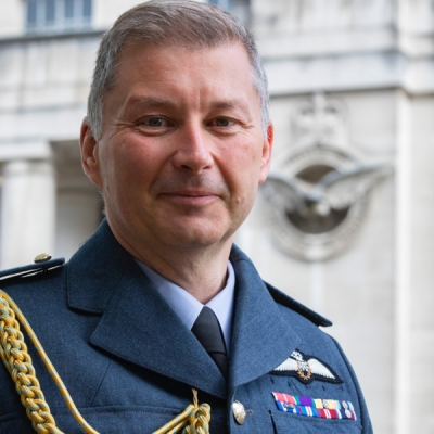 Air Marshal Ian D Gale MBE