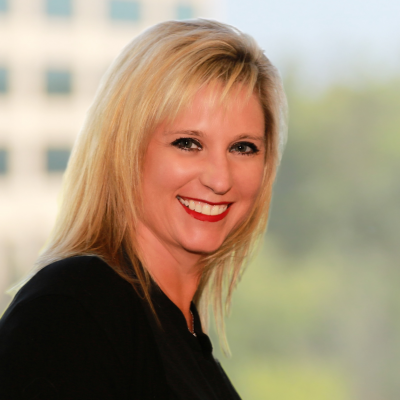 Angela Gearhart, VP, Brand Experience at Sleep Number Stores