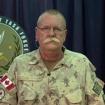 Brigadier General David Anderson