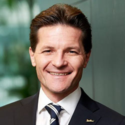 Oliver Harnisch, CEO at Emaar Hospitality