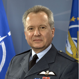 Air Marshal Sir Christopher Harper (RAF Ret.)