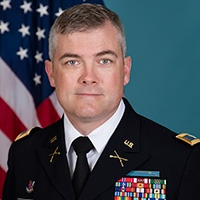 Colonel Will McDonough