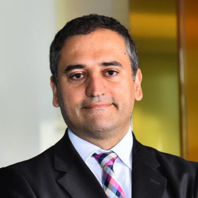 Mustafa Ergen, Chief Technology Adviser at Turk Telekom