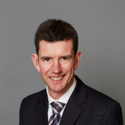 Gerard Barron, Director of Clinical Operations at MedImmune