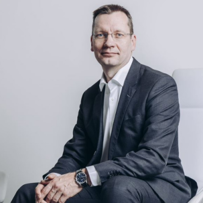 Juha Taipalinen, CPO at Finnair