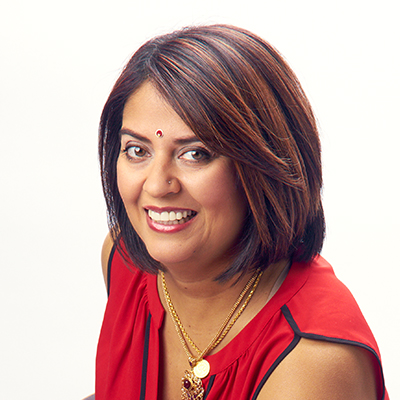 Amita Mehta, Chief Executive Officer at Amita Mehta Possible