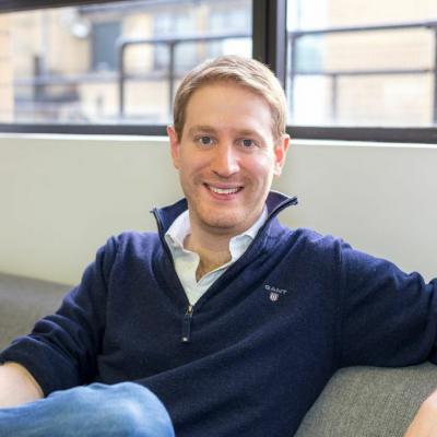 David Grunwald, VP Innovation at Farfetch