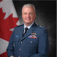 Brigadier General Colin Keiver