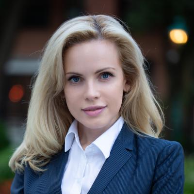 Olga Kokareva, Managing Director at Synthesis