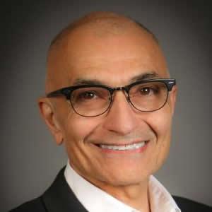 Mehrzad Mahdavi, CEO at Financial Data Professionals Institute