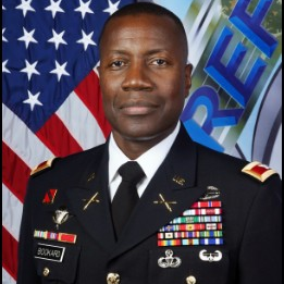 Colonel Joe Bookard, Director at Rapid Equipping Force, US Army