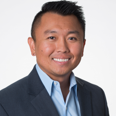 Howie Hsu, Director, Digital Experience at Eaton Lighting
