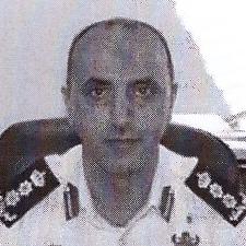 Colonel Hisham Khaleel Aljarrah