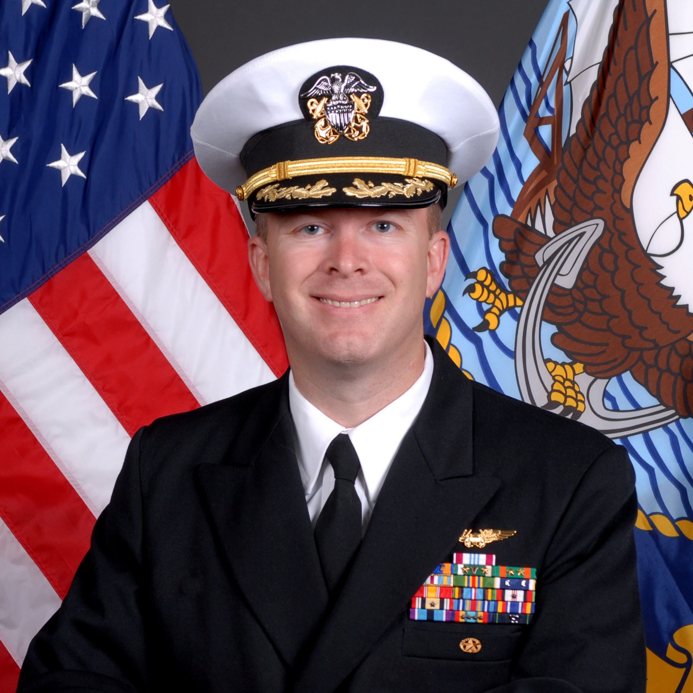Captain Chris Bahner, OPNAV N98 Strike Branch Military Deputy at US Navy