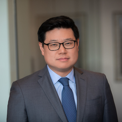 Paul Chung, SVP of Client Services at Electra