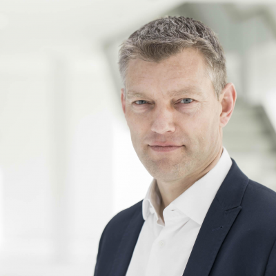Tim Gude, Head of Digital Finance in the Group at Volkswagen AG