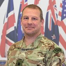 Brigadier Chris Middleton, Commander at National Centre for Geospatial Intelligence
