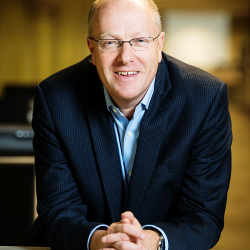 John Standring, SVP & GM Global Servicing Operations at American Express