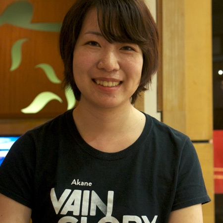 Akane Yoshizaki, Senior Manager, Marketing and Communications at Superevil Megacorp