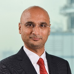 Amrut Joshi, Financial Crime Assurance Lead Institutional Banking at ANZ