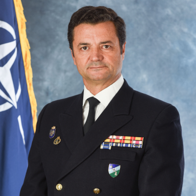 Rear Admiral Jose Enrique Delgado Roig