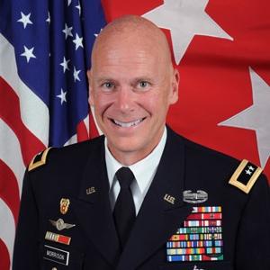 Major General John Morrison Jr.