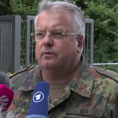 Brigadier General Ulrich Ott