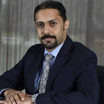 Feras Ahmed, Managing Director at Silah Gulf