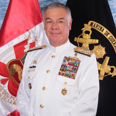 Admiral Fernando Raúl Cerdán Ruiz