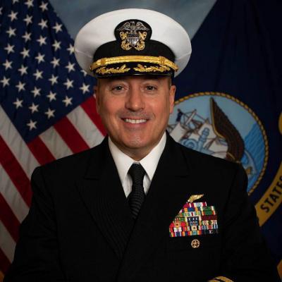 Captain Timothy Thompson