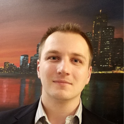 Carl Dukatz, Global Quantum Program Lead at Accenture