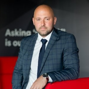 Rafal Olejniczak, General Manager, Board Member, Global Service Centre at 3M