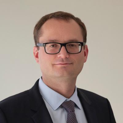 Florent Garcin, Head, Data Science at Pictet Asset Management