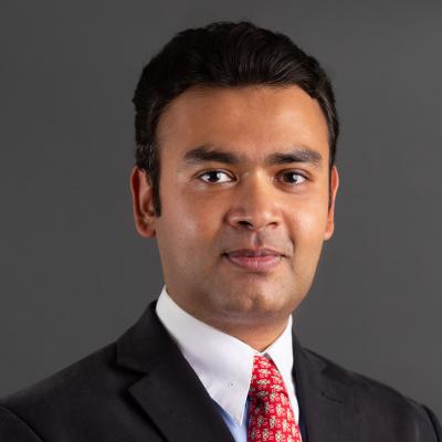 Karthik Krishnan, Associate Director, Global Supplier Management Group at Merck Sharp & Dohme Corp.