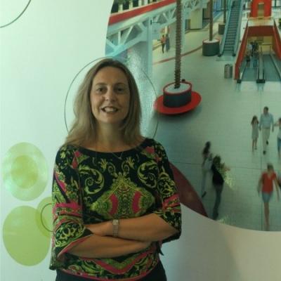 Alexandra Ferreira, SSC Manager at Sonae Sierra
