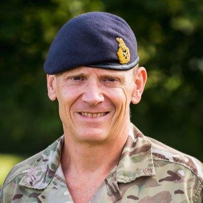 Major General Jez Bennett
