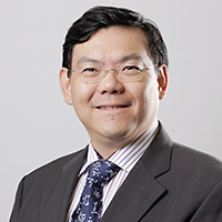 Dr. Leong Mun Kew, Director, Graduate Programmes , Institute of Systems Science at National University of Singapore