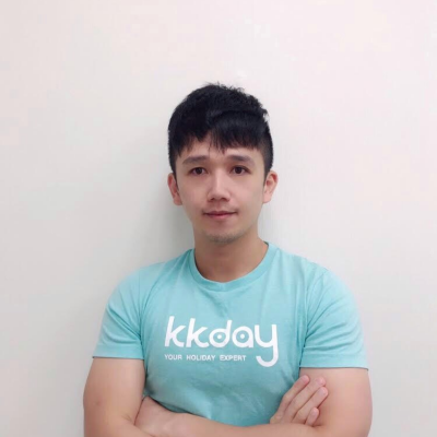 MIke Chen, Head of Innovation Center at KKday