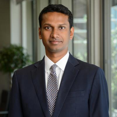 Bhas Nalabothula, Managing Director, Head of European Institutional Rates at Tradeweb