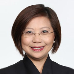 Irene Chan, Director, Office of Patient Experience and Office of Strategy Management at KK Women's & Children's Hospital