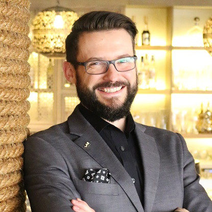 Xavier Halbi, Project lead at Radisson Blu Hotels