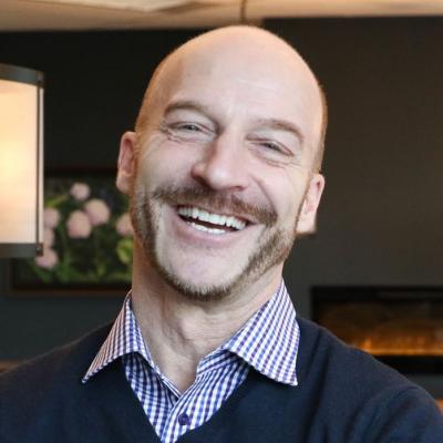 Yves Rannou, VP Digital Solutions at Sunwing