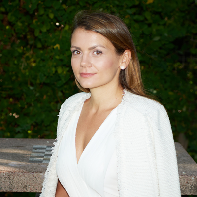 Elena Zafirova, CEO's Office, Strategic Partnerships at Palantir Technologies