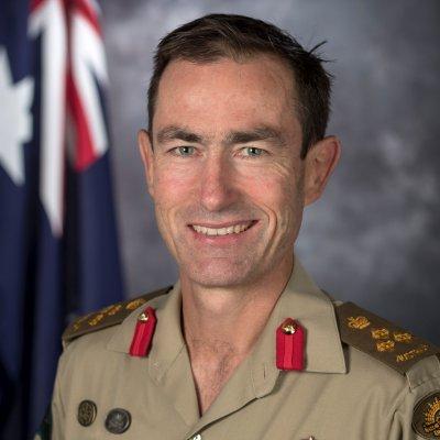 Brigadier Ian Langford